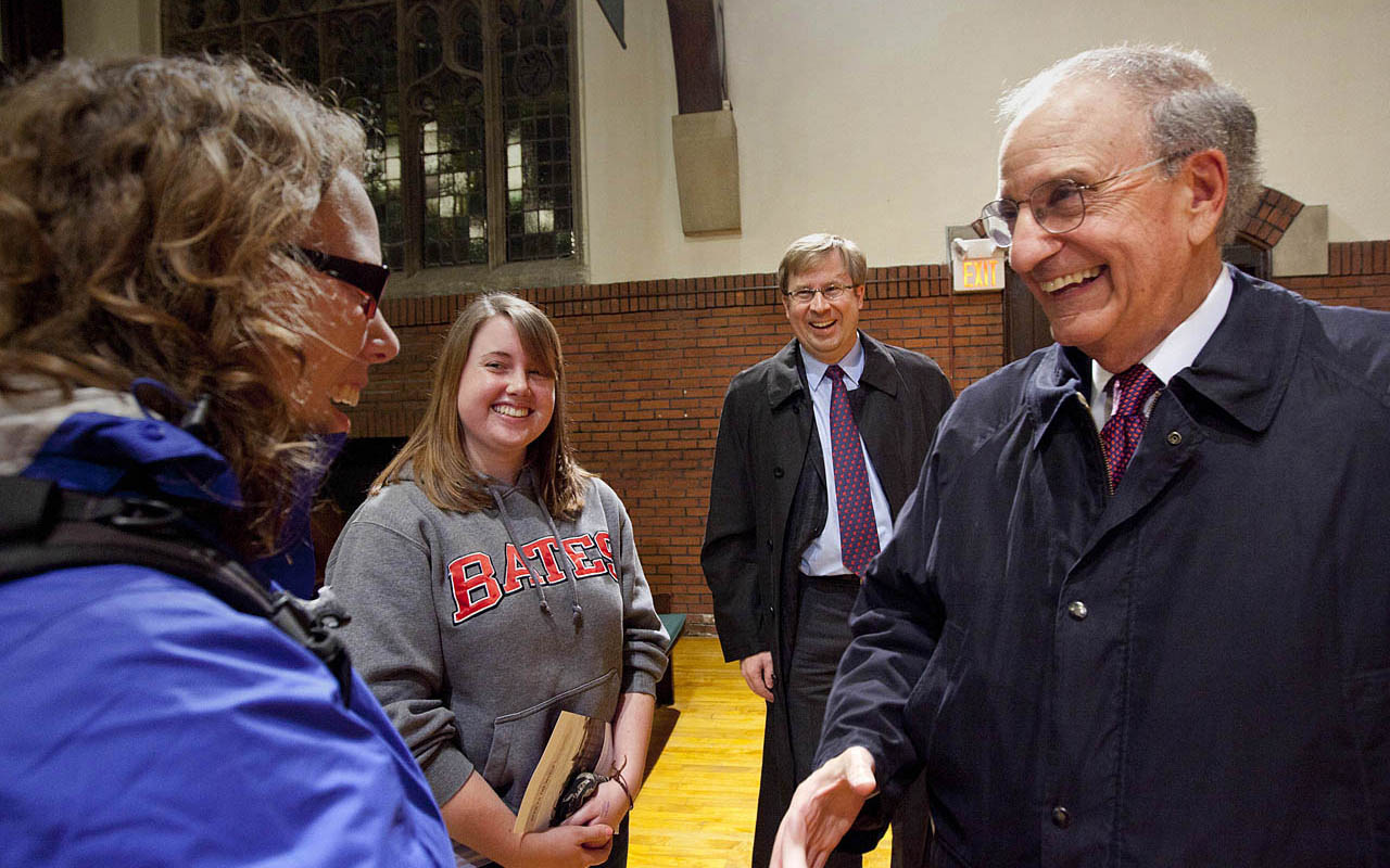 Sen. Mitchell sums up worth of higher education