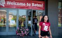 'The World to Bates'